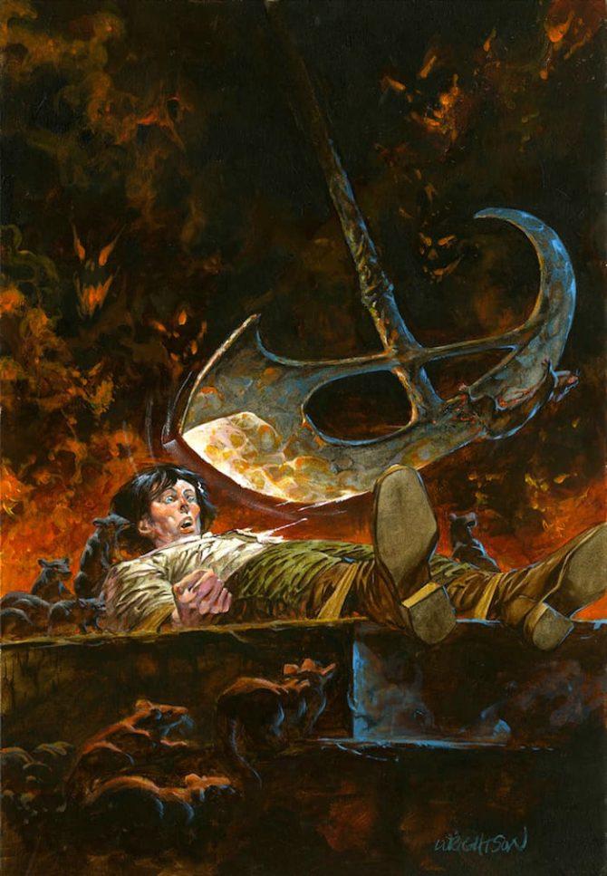 Edgar Allan Poe Bernie Wrightson