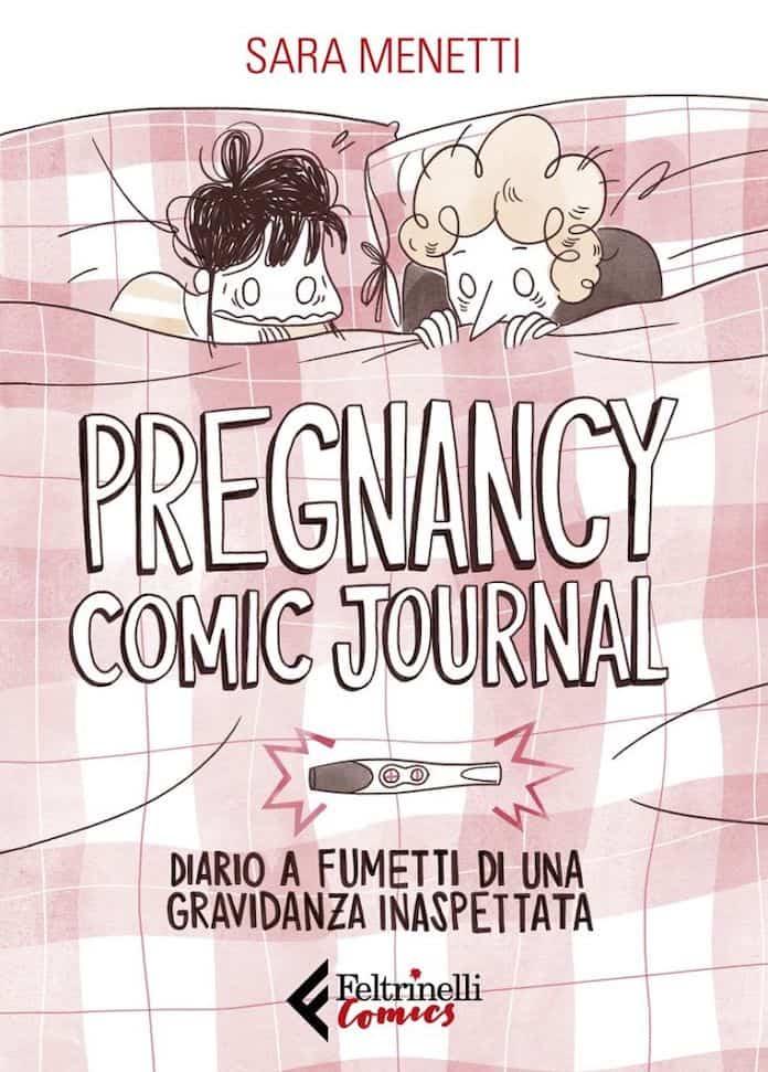 Pregnancy Comic Journal fumetti 2020
