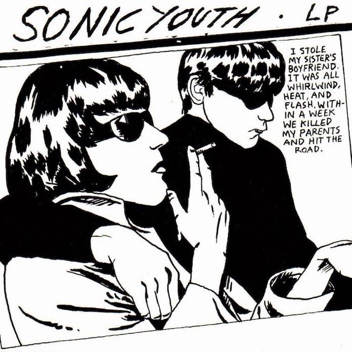 Sonic Youth . Goo