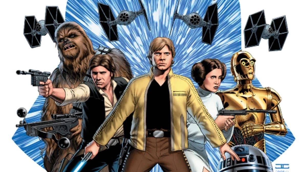 star wars 1 marvel aaron comic book venduti secolo