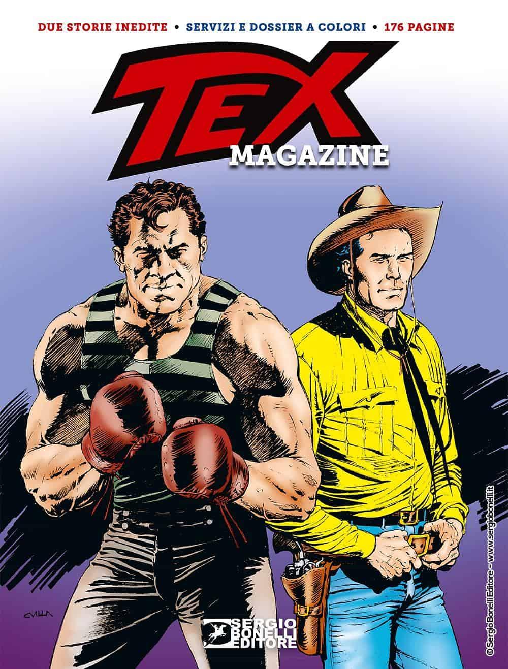 tex magazine 2020 bonelli