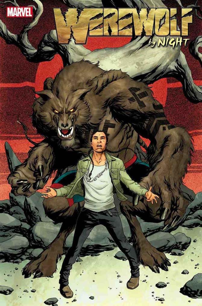 werewolf by night fumetti marvel aprile 2020