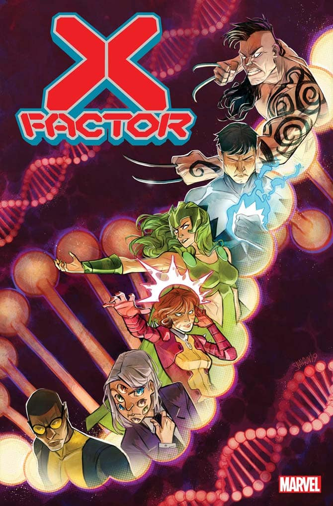 x-factor 2020 fumetto marvel