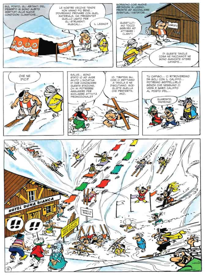 iznogoud fumetti sci