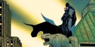 batman catwoman incinta fumetto dc
