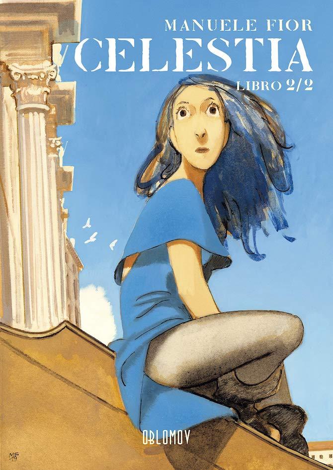 celestia fior migliori graphic novel italiani 2020