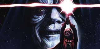 darth vader star wars fumetto marvel