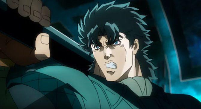 Netflix Le bizzarre avventure di JoJo anime
