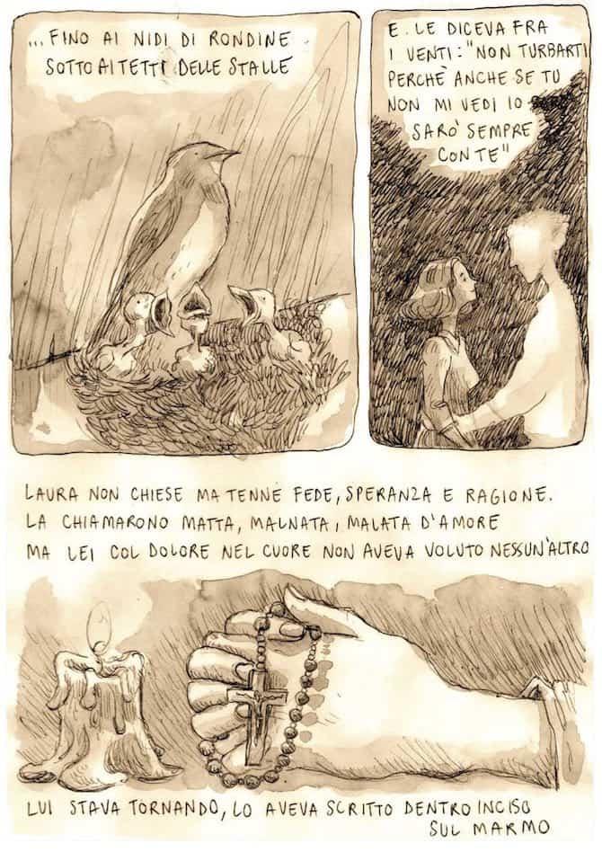 ernesto andele murubutu rapconti illustrati