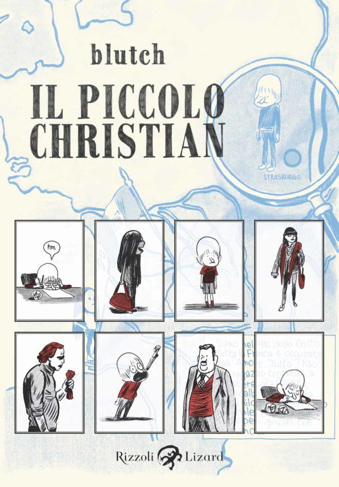 stefano antonucci fumetti il piccolo christian blutch