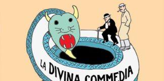 seymour chwast divina commedia