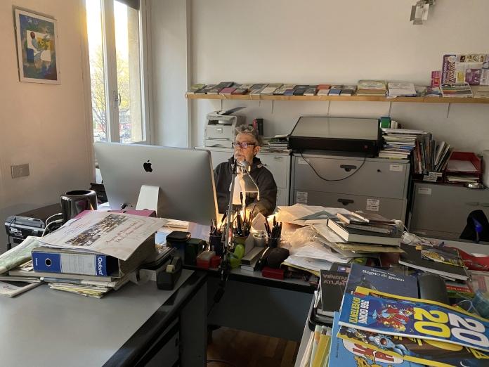 silver lupo alberto studio