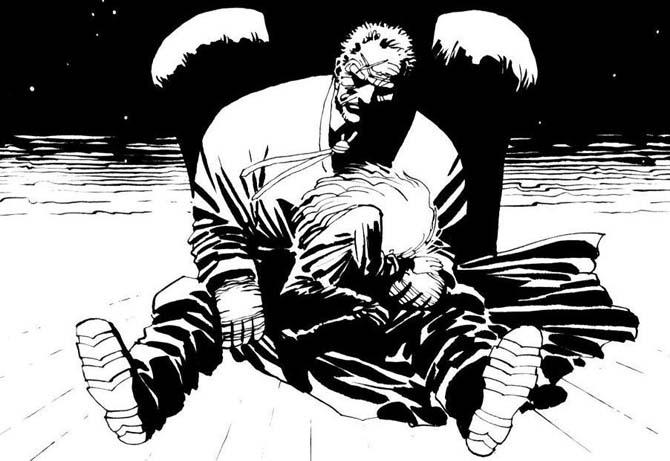 amori tragici fumetti sin city