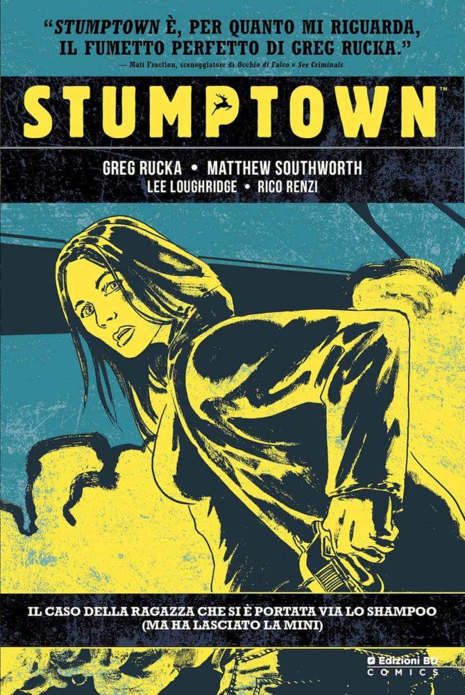 stumptown radar fumetti 28 2 2020