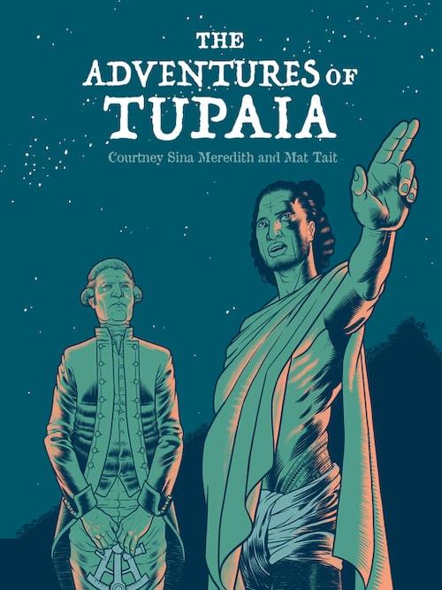 The Adventures of Tupaia migliori fumetti nuova zelanda