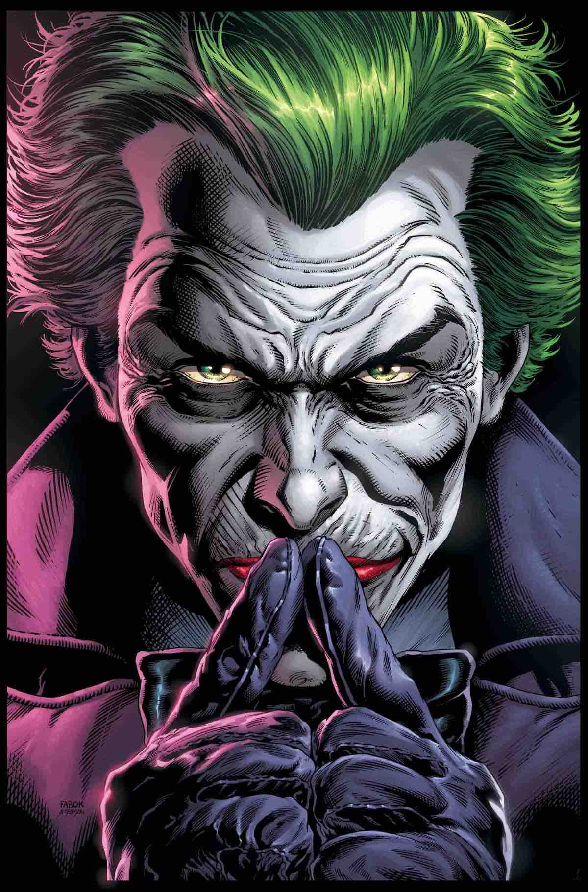 batman 3 joker