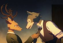 beastars netflix anime
