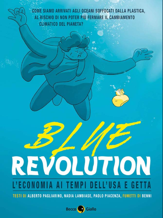 blue revolution becco giallo