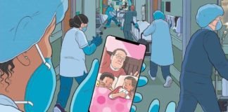 chris ware new yorker coronavirus