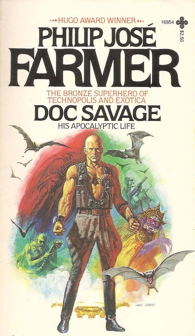 crossover letteratura storia fumetto doc savage