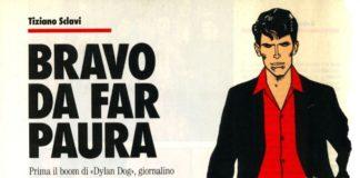 dylan dog giornali anni novanta