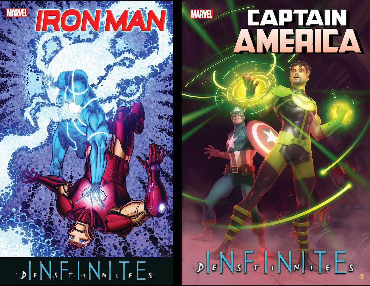 infinite destinies marvel comics