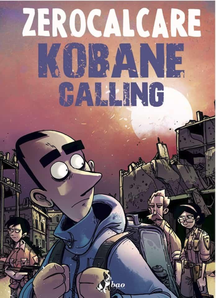 nuova edizione kobane calling oggi zerocalcare bao