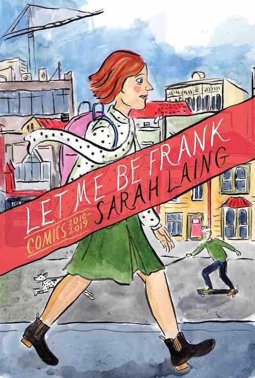 let me be frank migliori fumetti nuova zelanda