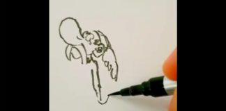 makkox asterix uderzo