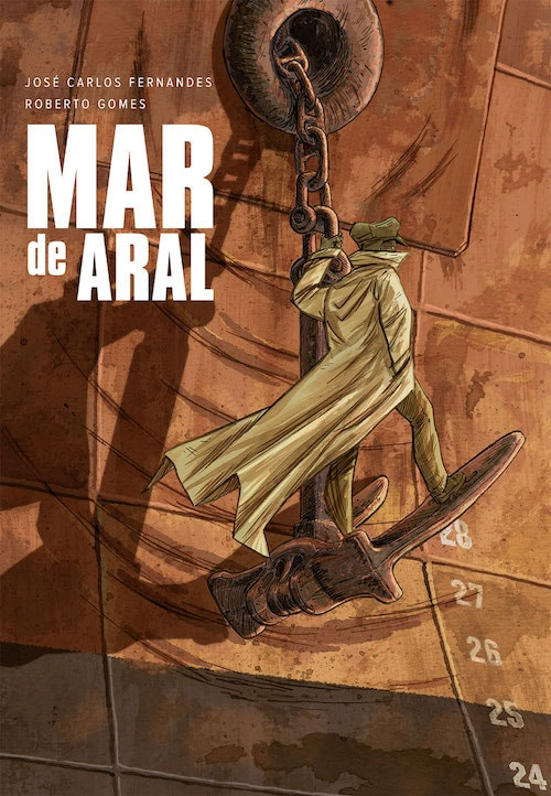 Mar De Aral José Carlos Fernandes migliori fumetti 2019 portogallo