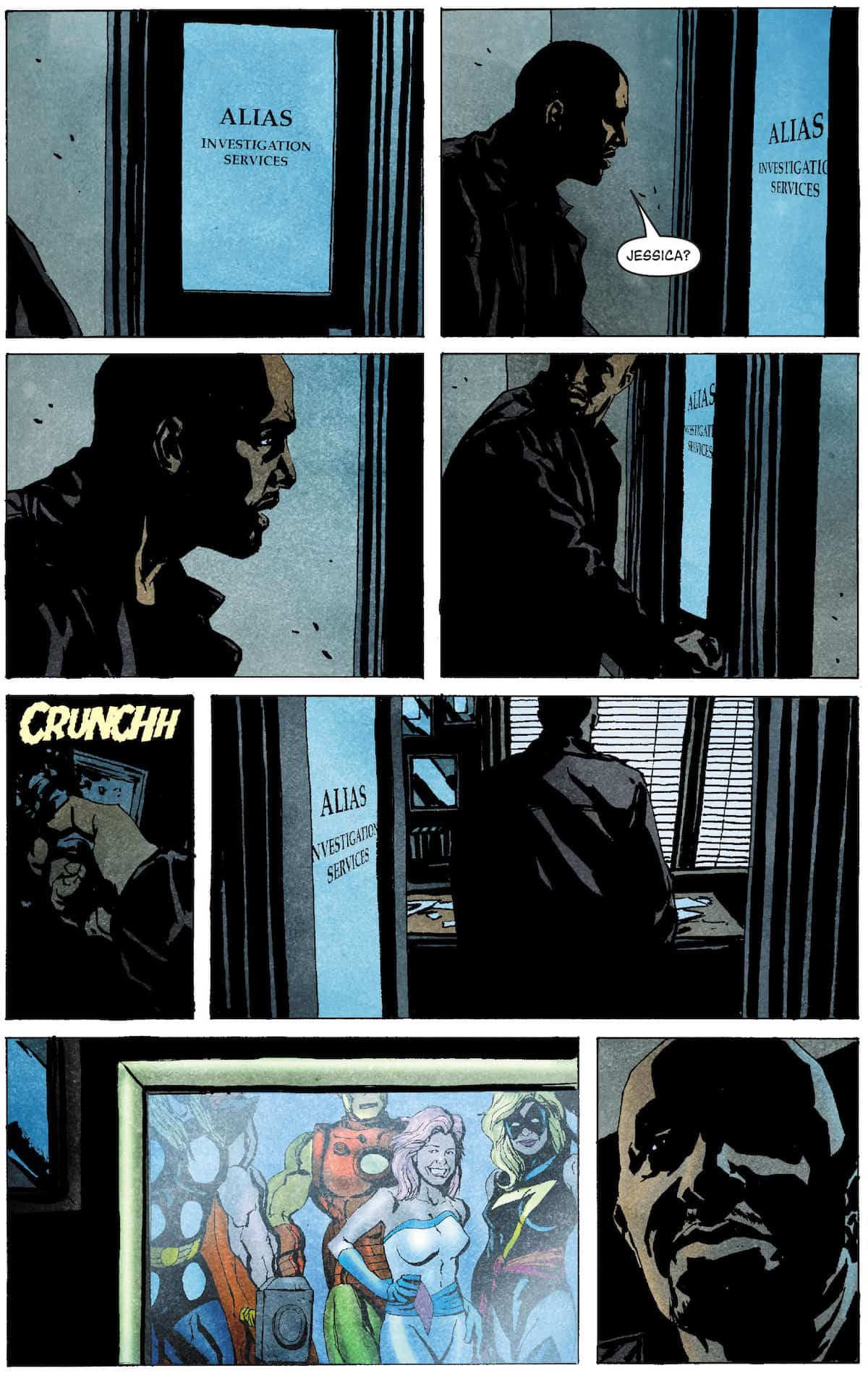luke cage marvel comics