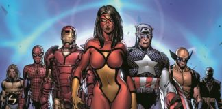 new avengers bendis marvel