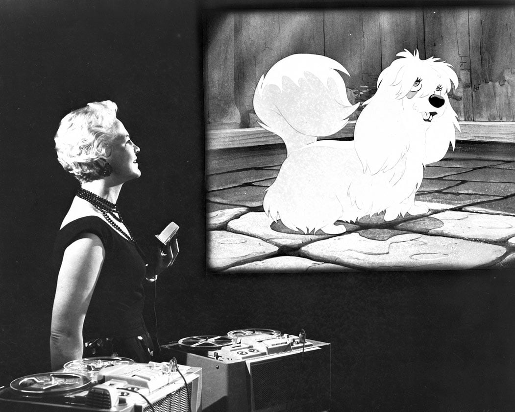 lilli vagabondo peggy lee disney