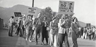 sciopero disney 1941