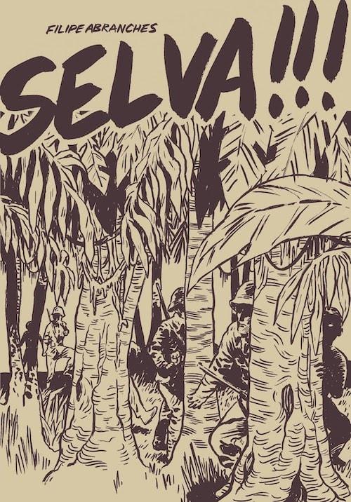 Filipe Abranches selva migliori fumetti 2019 portogallo