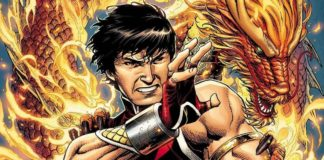 shang-chi fumetto marvel