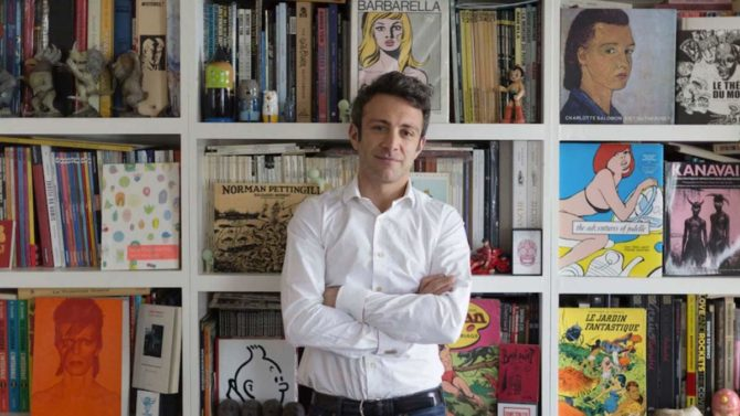 Stéphane Beaujean direttore artistico angouleme dimesso