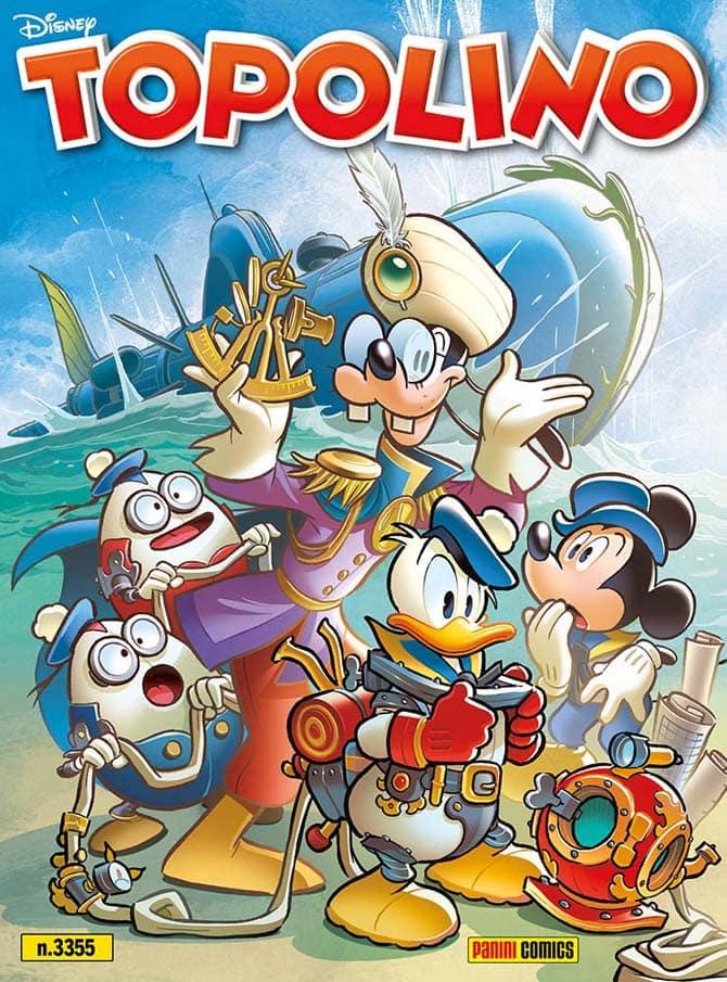 19.999 leghe sotto i mari topolino migliori fumetti marzo 2020