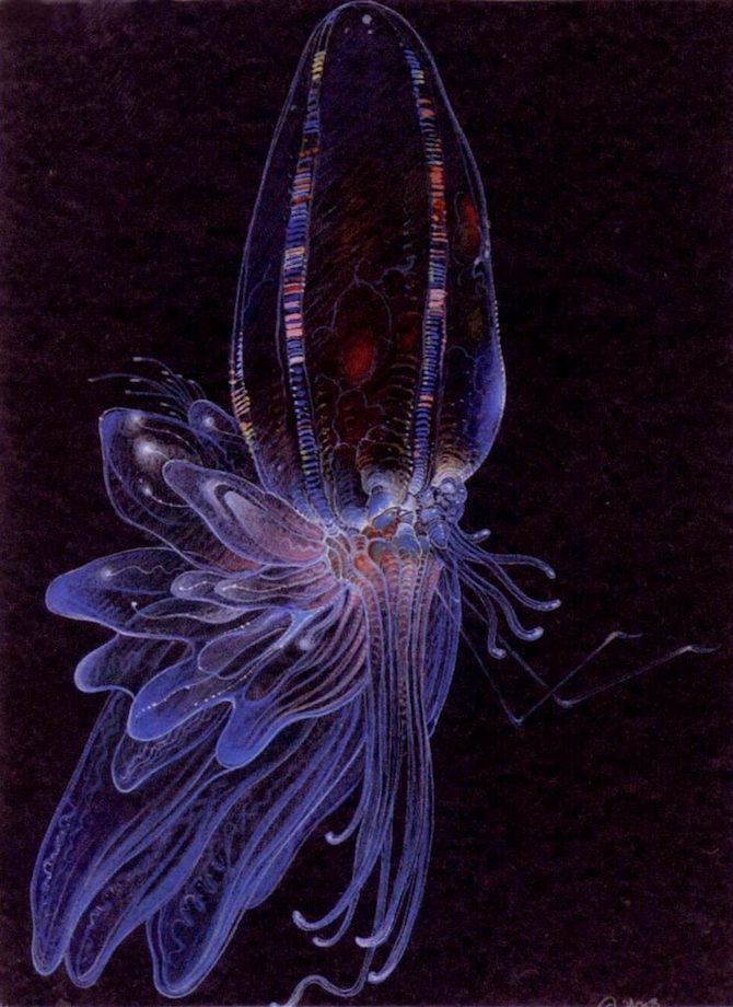 moebius the abyss concept art