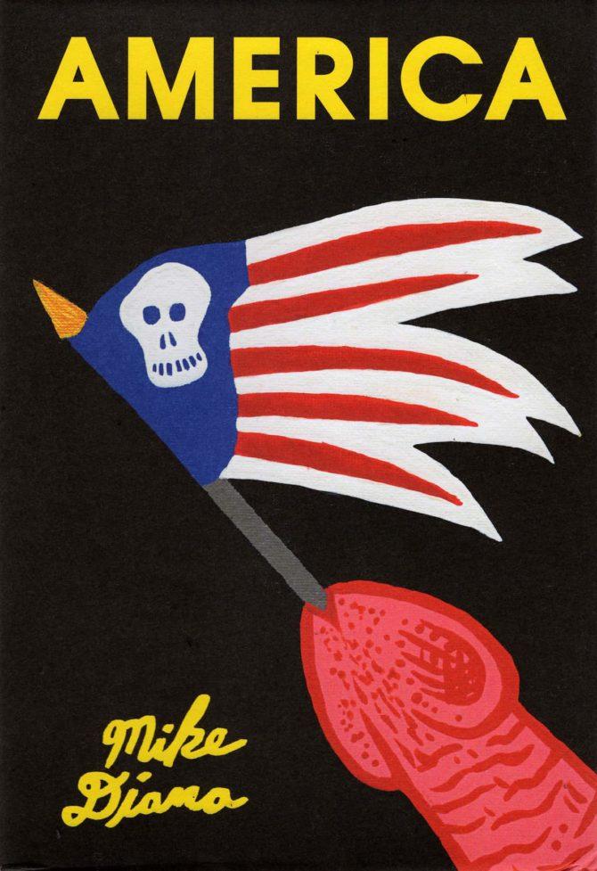 officina infernale fumetti mike diana america live/die