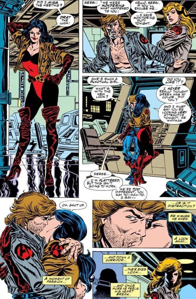 avengers saga di proctor fumetto marvel