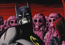 batman contagio fumetto dc