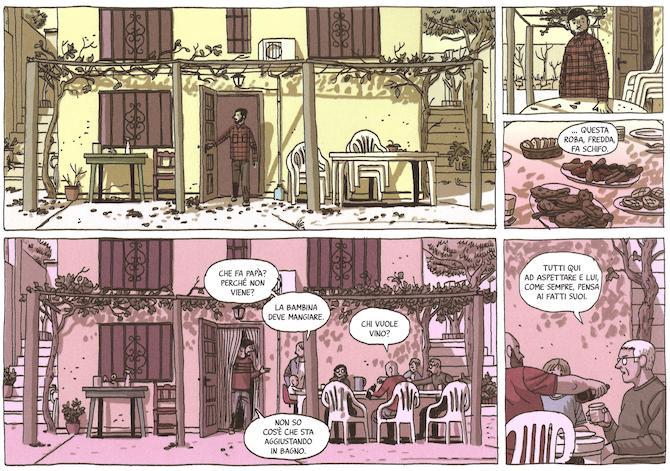 casa paco roca case fumetti