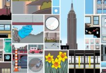 chris ware new yorker
