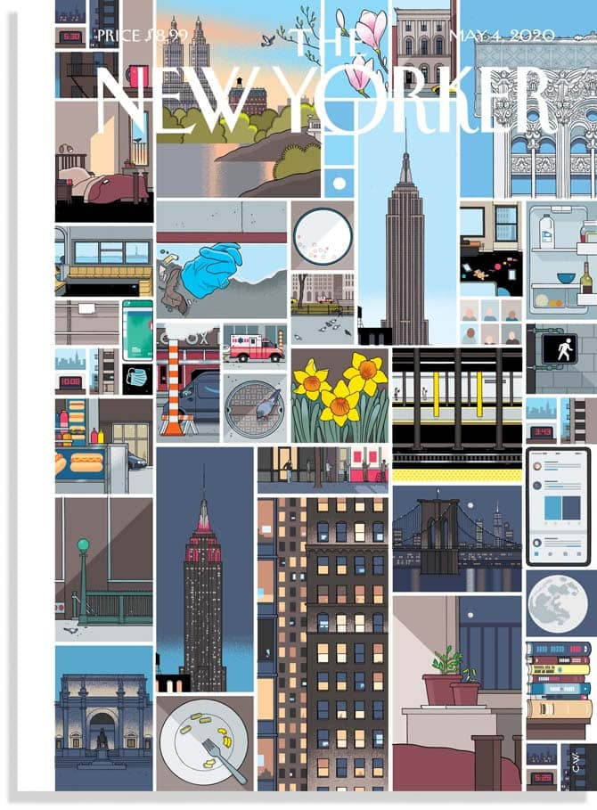 chris ware new york new yorker still life