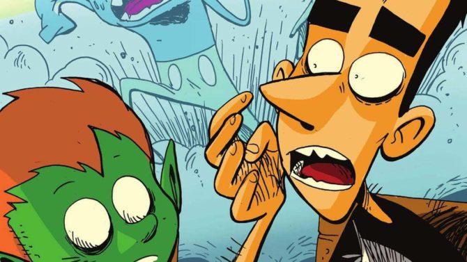 comics and science fumetti gratis zerocalcare