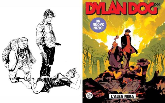 Dellamorte di Villa e Dylan di Cavenago