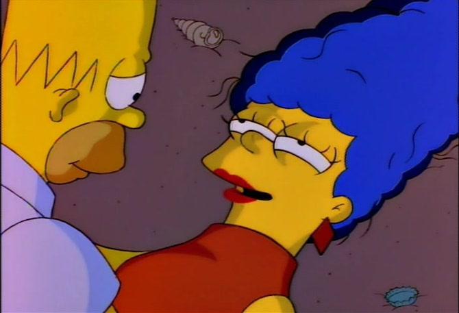 e con maggie sono tre migliori episodi simpson