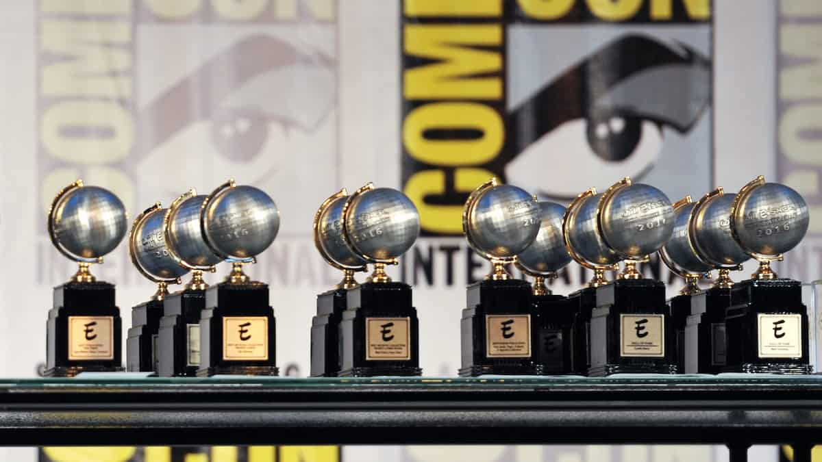 nomination eisner awards 2020