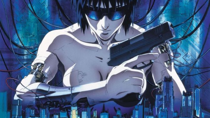 ghost in the shell ordine